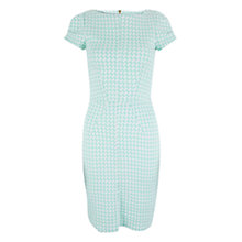 Buy Closet Knightsbridge Cap Sleeve Tetris Bodycon Dress Online at johnlewis.com