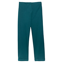Buy Violeta by Mango Rolled Up Hem Trousers Online at johnlewis.com