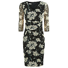 Buy Planet Lace Dress, Dark Blue Online at johnlewis.com