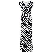 Buy Planet Stripe Maxi Dress, Navy Online at johnlewis.com