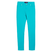 Buy Violeta by Mango Slim-Fit Cuore Jeans Online at johnlewis.com