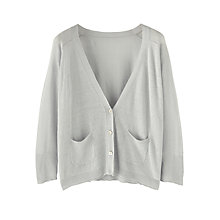 Buy Wrap London Alexandra Linen Cardigan Online at johnlewis.com