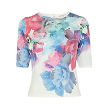 Buy Coast Frieda Knit Top, Multi Online at johnlewis.com