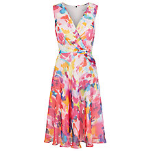 Buy Damsel in a dress Impressionist Dress, Multi Online at johnlewis.com