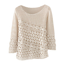 Buy Wrap London Louisa Jumper Online at johnlewis.com