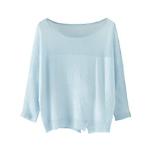 Buy Wrap London Fiona Linen Jumper Online at johnlewis.com