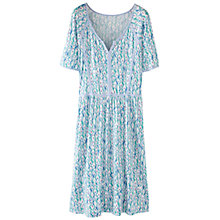 Buy Wrap London Nancy Dress, Soft Jade Online at johnlewis.com