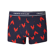Buy Joules Crown Joules Morning Call Cotton Trunks Online at johnlewis.com