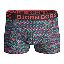 Buy Bjorn Borg Poison Arrow Cotton Trunks, Multi-coloured Online at johnlewis.com