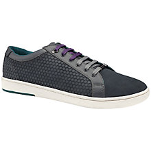 Buy Ted Baker Slowne Cup Sole Trainers Online at johnlewis.com