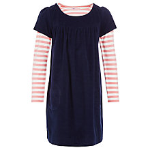 Buy John Lewis Girl Cord Pinafore Dress Online at johnlewis.com