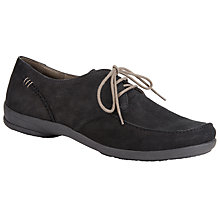 Buy Gabor Iman Nubuck Lace Up Loafers Online at johnlewis.com