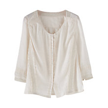 Buy Wrap London Peta Linen Blouse Online at johnlewis.com