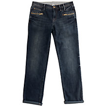 Buy Wrap London Frankie Crop Jeans Online at johnlewis.com