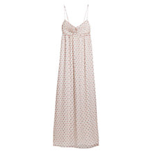 Buy Mango Printed Maxi Dress, Birch Online at johnlewis.com