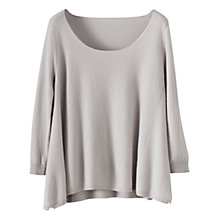 Buy Poetry Scoop Neck Cashmere Jumper Online at johnlewis.com