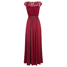 Buy Coast Lori Lee Lace Maxi Dress Online at johnlewis.com