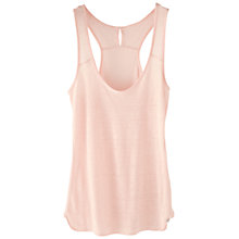 Buy Wrap London Lucy Linen Vest Online at johnlewis.com