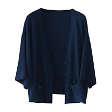 Buy Poetry Cashmere Kimono Cardigan Online at johnlewis.com