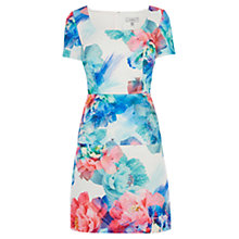 Buy Coast Lilianna Print Dress, Multi Online at johnlewis.com