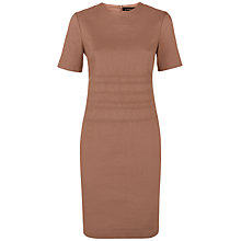 Buy Jaeger Contemporary Dress, Ginger Snap Online at johnlewis.com