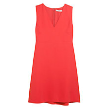 Buy Mango V-Neckline Flared Dress Online at johnlewis.com