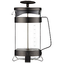 Buy Barista & Co. Plunge Coffee Pot Online at johnlewis.com