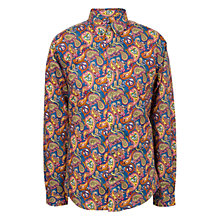 Buy Pretty Green Vintage Paisley Shirt, Multi Online at johnlewis.com