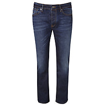 Buy Pretty Green Burnage Regular Fit Jeans Online at johnlewis.com