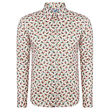 Buy Pretty Green Paisley Shirt Online at johnlewis.com