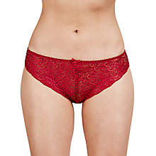 Buy John Lewis Lauren Lace Full Briefs, Lace Online at johnlewis.com
