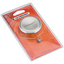 Buy Le Creuset Signature Stainless Steel Knob Online at johnlewis.com