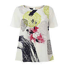 Buy White Stuff Chante Top, Multi Online at johnlewis.com