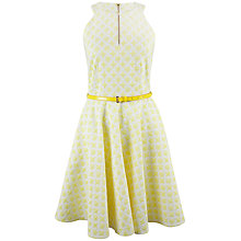 Buy Closet Dandelion Split Neck Dress, Sun Shower Online at johnlewis.com