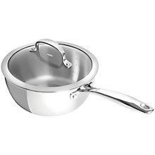 Buy OXO Good Grips Stainless Steel Pan Online at johnlewis.com
