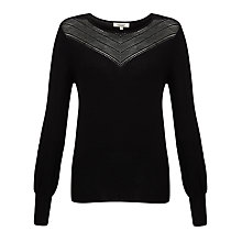 Buy Somerset by Alice Temperley Pointelle Knit Jumper Online at johnlewis.com