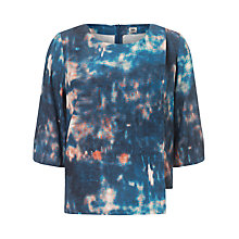 Buy Kin by John Lewis Night Sky Print Top, Blue Online at johnlewis.com