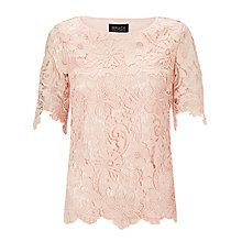 Buy Bruce by Bruce Oldfield Lace Top Online at johnlewis.com