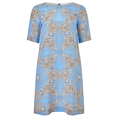 John Lewis Capsule Collection Paisley Print Dress, Paisley Print