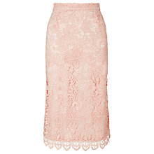 Buy Bruce by Bruce Oldfield Lace Skirt Online at johnlewis.com