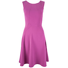 Buy Closet Seam Detail A-line Skirt Dress, Raspberry Sherbet Online at johnlewis.com