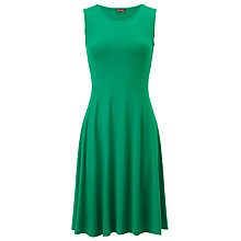Buy Phase Eight Rose Swing Dress, Persian Green Online at johnlewis.com