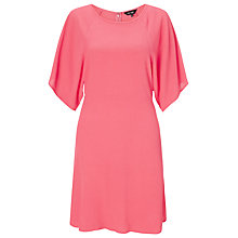 Buy Phase Eight Khloe Kimono Dress, Sorbet Online at johnlewis.com