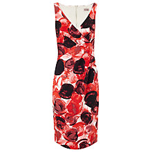 Buy Phase Eight Seville Spot Dress, Multi Online at johnlewis.com