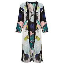 Buy Warehouse Shell Kimono, Multi Online at johnlewis.com