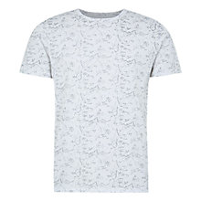 Buy HYMN Bishopston Map Print T-Shirt, White Online at johnlewis.com