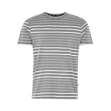 Buy HYMN Orson Move On T-shirt, Grey Online at johnlewis.com