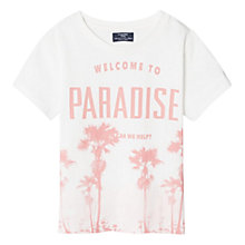 Buy Mango Kids Boys' Paradise T-Shirt Online at johnlewis.com