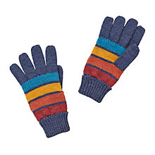 Buy John Lewis Bar Stripe Gloves, Multi Online at johnlewis.com