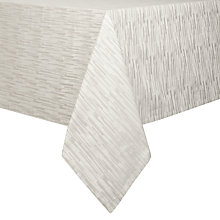 Buy John Lewis Carlton Rectangular Cotton Tablecloth Online at johnlewis.com